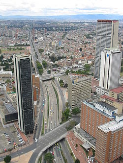 Ville de Bogotá