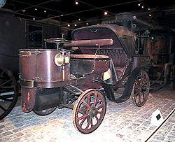 La Mancelle à vapeur - 1878