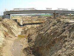 Les chantiers modernes ont un impact profond sur le sol et le sous-sol et sur les nappes superficielles