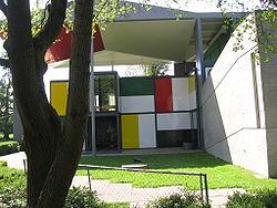 Centre Le Corbusier à Zurich