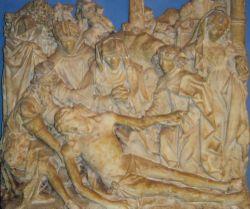 Levée du Christ, extrait du lapidaire