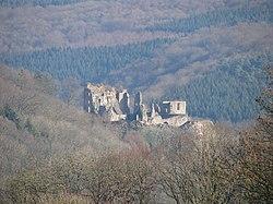 Château de Franchimont vu de Mont-Theux.jpg