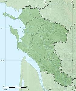 (Voir situation sur carte: Charente-Maritime)