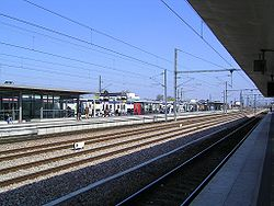 Gare de Chelles-Gournay RER E