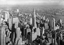 Chrysler Building, dans Manhattan.