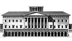 Château de Mauperthuis, 1763 (détruit)