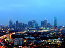 Skyline de Dallas