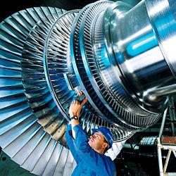Turbine d'aviation