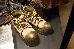 Chaussures lestées
