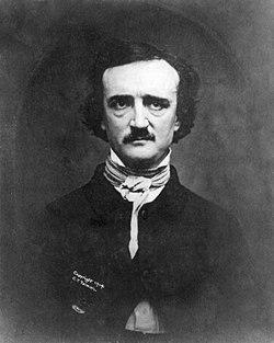 L'écrivain en novembre 1848, daguerréotype de W.S. Hartshorn, Providence, Rhode Island