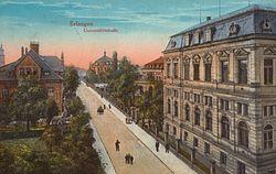 Universit� d'Erlangen