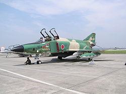 Un RF-4E japonais