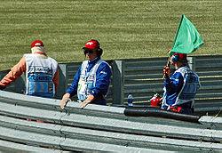Commissaires de course en F1