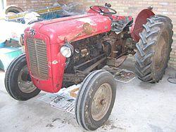 Un Massey-Ferguson 35