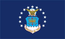 Drapeau de l'United States Air Force