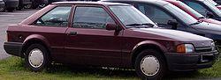 Ford Escort Mk 3