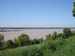 Les eaux des estuaires sont généralement turbides, caractérisées par un