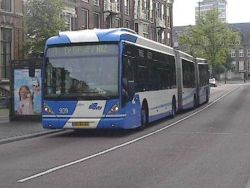 New AGG300 d'Utrecht
