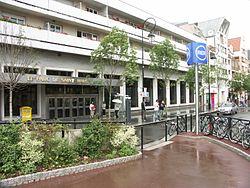 Gare RER - Le Parc de Saint Maur