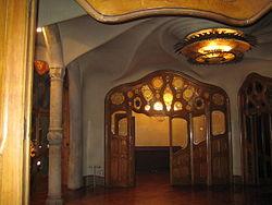 Salon de la Casa Batll�