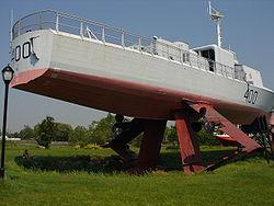 HMCS Bras d'Or 400