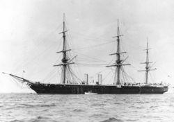 le HMS Black Prince