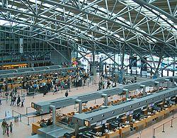 Hall du Terminal 2