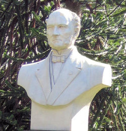 Buste d'Henri Lecoq