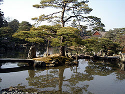 Jardin de la Villa Imp�riale de Katsura (1615)
