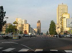Le boulevard du 30 juin