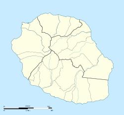 La Réunion arrondissement commune map.svg