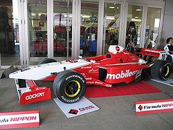 Formula Nippon Lola B351 (Yuji Ide, 2005)