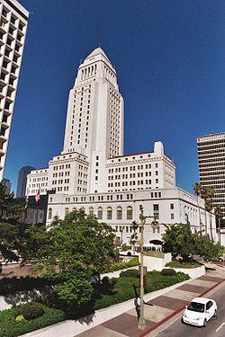 Hôtel de ville de Los Angeles