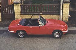 Lotus Elan S4/SE DHC 1970