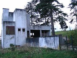 Villa Paul Poiret, maison du gardien en 2007