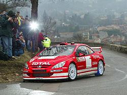 Peugeot 307 Rallye WRC