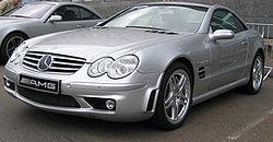 Mercedes AMG SL55 (R230)