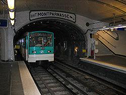 Un MF 67 à Sèvres-Babylone