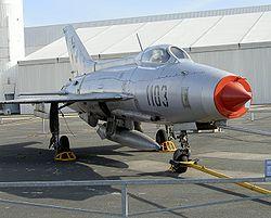 MiG-21F-13 Fishbed C