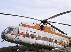 Mil Mi-8 S, variante civile avec hublots carrés