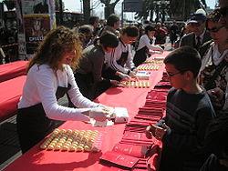 Le syst�me h�donique est activ� par le chocolat, pour ceux qui l'aiment par nature