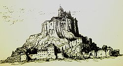 T�l�graphe du Mont Saint-Michel