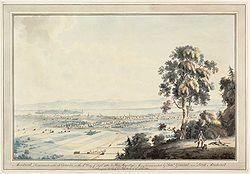 Montréal en 1784