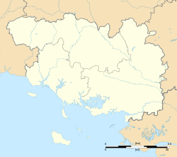 Morbihan department location map.svg