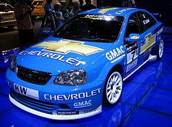 Chevrolet Lacetti S2000 WTCC 2006 (Nicola Larini)