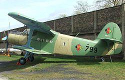 Antonov An-2 - Peenemünde - 2007