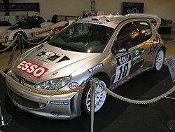 206 Rallye