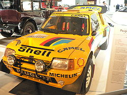 Modèle Grand Raid 1987