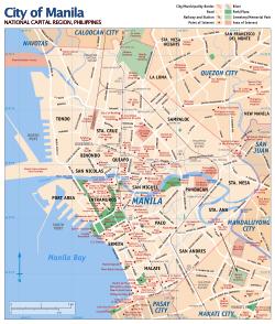 Carte de Manille
