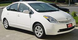 Toyota Prius (modèle de l'année 2004)
